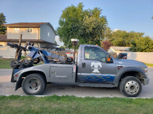 2008 Ford F-450 automatic tow truck