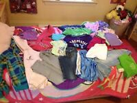 Girls clothes size 8/10
