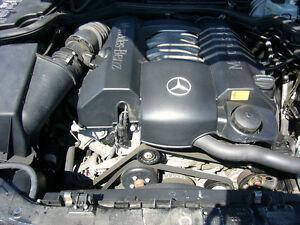 2001 Mercedes-Benz 300-Series cuir Berline Saguenay Saguenay-Lac-Saint-Jean image 3