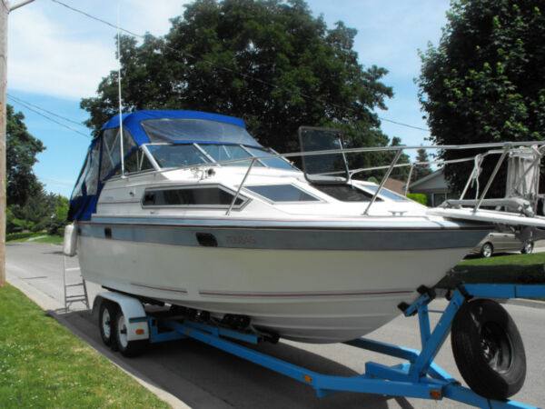 Used 1987 Doral Boats Citation Cabin Cruiser