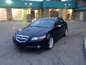2007 Acura TL  ~Low Kms ~ Clean carproof ~ Local vehicle