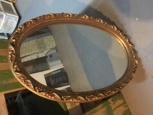 3 Miroirs mirroirs decoratifs