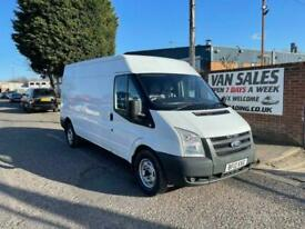 2012 12 FORD TRANSIT 2.4 350 SHR 115 BHP**FINANCE AVAILABLE** DIESEL