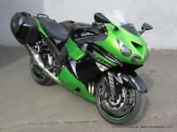 2011 Kawasaki ZZR1400 DBF ABS