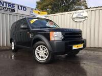 Land Rover Discovery 3 2.7TD V6 2008MY GS 4X4