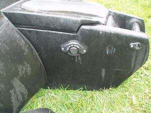 kimpex atv rear seat  514 591 6188 West Island Greater Montréal image 3