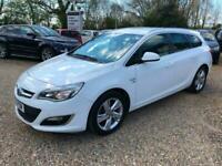 2013 Vauxhall Astra 2.0 CDTi 16V SRi [165] 5dr [Start Stop] ESTATE Diesel Manual