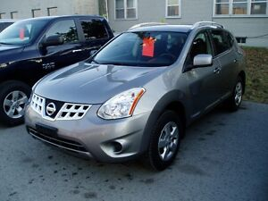 2013 NISSAN ROGUE SPORT AWD CD BLUE TOOTH PARK ASSIST ONE OWNER!