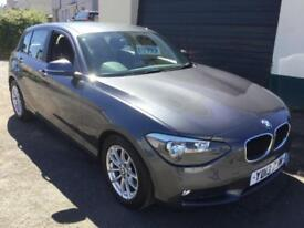 BMW 116 1.6TD Sports Hatch 1595cc 2012MY d Efficient Dynamics Nil Road tax