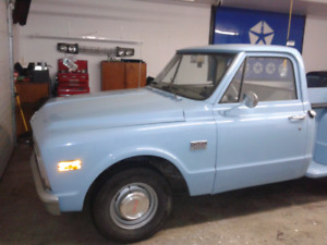 1968 gmc motor and transmission