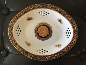 Limoges Bacchus Tray