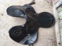 Zilco race exercise saddle