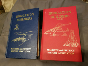 Irrigation Builders - Magrath/District History