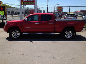2014 Toyota Tacoma chrome Pickup Truck