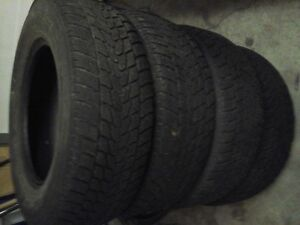 4 TOYO OPEN COUNTRY 245/70R17 TIRES