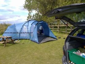 Vacanza Ottawa Tent 8 Berth