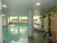 Double room in ZONE 2 with access to the gym and Swimming pool
