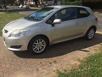 3 months Warranty, Automatic, Toyota Auris 1.6 TR VVTi, Silver, Petrol, Single keeper, FSH