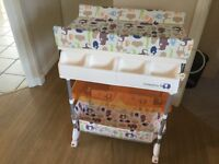 Cosatto Squeeki Clean baby changing unit with bath - excellent condition