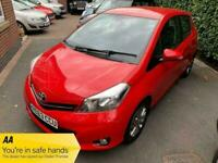 2014 Toyota Yaris VVT-I ICON PLUS - ONLY 30,022 MILES - FSH - 1 FORMER KEEPER HA