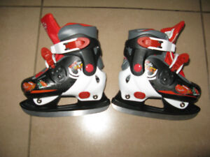 Junior skates Size 8-11