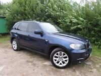 BMW X5 3.0 XDRIVE 40D AC 5d AUTO 302 BHP 2012 62 1 OWNER TWINTURBO EX POLICE FSH