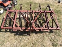 6' Three Point Hitch Cultivator