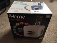 iHome Speaker for IPod New