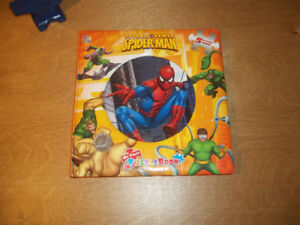 Spider-Man  -aged 3 and up