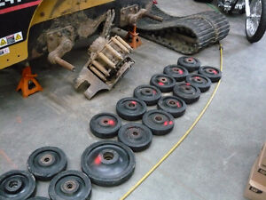 Undercarriage for Terex ASV Caterpillar - Posi-Track Loaders