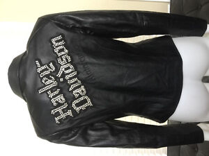 Harley Davidson Brilliance Swarovski crystals jacket