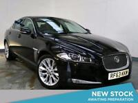 2013 JAGUAR XF 3.0d V6 Luxury 4dr Auto [Start Stop]