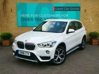 2018 BMW X1 xDrive 20i xLine 5dr Step Auto Estate Estate Petrol Automatic