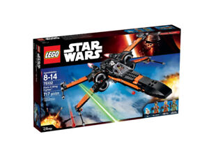 Lego Star War Poe - X-Wing Fighter 75102 (brand new in box)