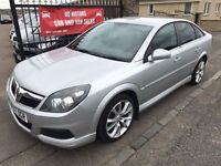 2007 VAUXHALL VECTRA EXCLUSIVE 1.9 CDTI, 1 YEAR MOT, SERVICE HISTORY