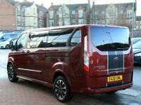 2020 Ford Tourneo Custom 320 8 Seater Sport 185PS Manual MPV Diesel Manual