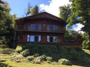 Cottage on Baptiste Lake for Rent