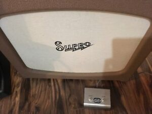 Supro Tremolectric 50 3X10 combo