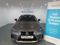 2018 Lexus IS 300H SPORT Auto Saloon Petrol/Electric Hybrid Automatic