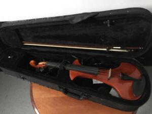 violon électrique a vendre