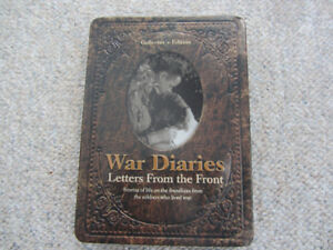 War Diaires - Letters From The Front Collector's Edition on DVD