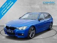 2018 68 BMW 3 SERIES 2.0 320I M SPORT SHADOW EDITION TOURING 5D 181 BHP