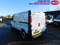 VAUXHALL VIVARO 2.0CDTi 90PS 2700 SWB WITH FULL SERVICE HSITORY AND ONLY 79K