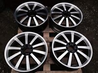 "BMW E46/E92/E93 M3 20"" Ace Executive Alloys Wheels"