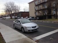 Well maintained Acura TSX 2004