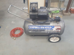 2.5hp 20gal air compressor