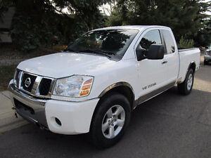 2006 Nissan Titan SE Pickup Truck