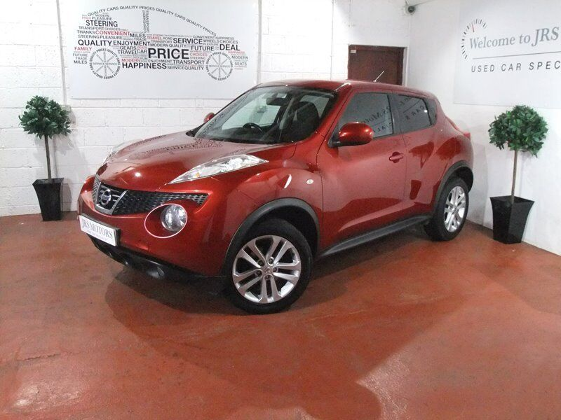 Nissan Juke with handsfree bluetooth