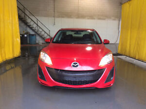 2011 Mazda Mazda3 A3I Sedan Finance available