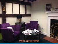 Co-Working * Cornerhall - HP3 * Shared Offices WorkSpace - Hemel Hempstead